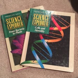 Science books!